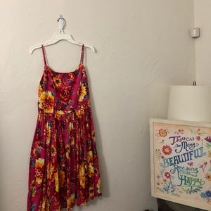 Issac Mizrahi for target dress